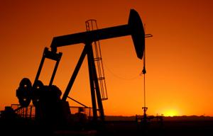 Oil-Well-Sunset