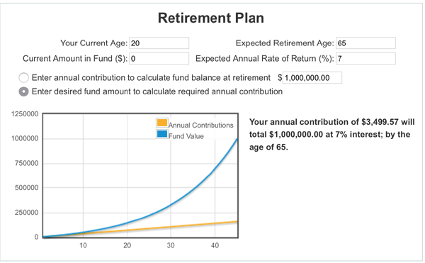 Retirement-Calculator-1M-65yo